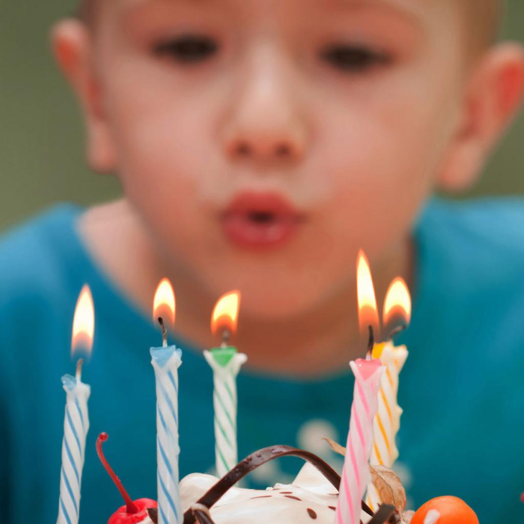 Eine Spende statt Geburtstagsgeschenke